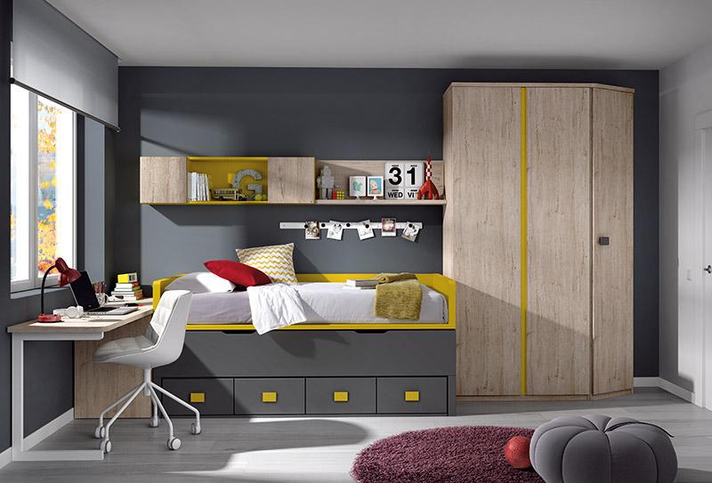 402e0e279 Dormitorio juveniles e infantiles en Zaragoza   Muebles Lux