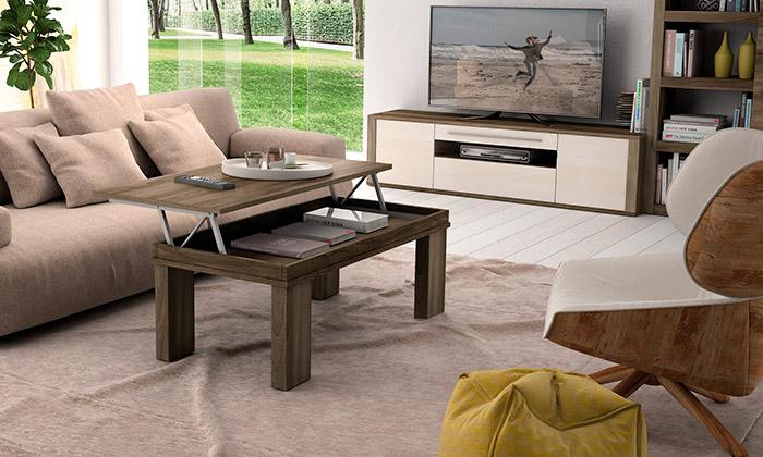 mesas de centro y auxiliares muebles lux On mesas de centro y auxiliares