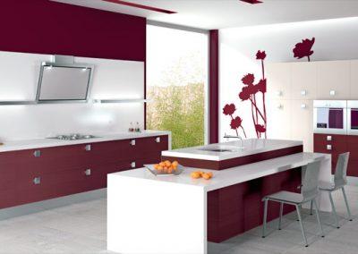 muebles cocina - muebles lux