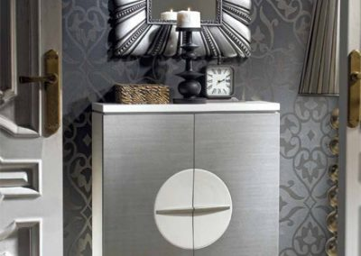 muebles recibidor - muebles lux