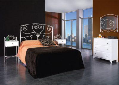 Muebles de forja. Muebles Lux